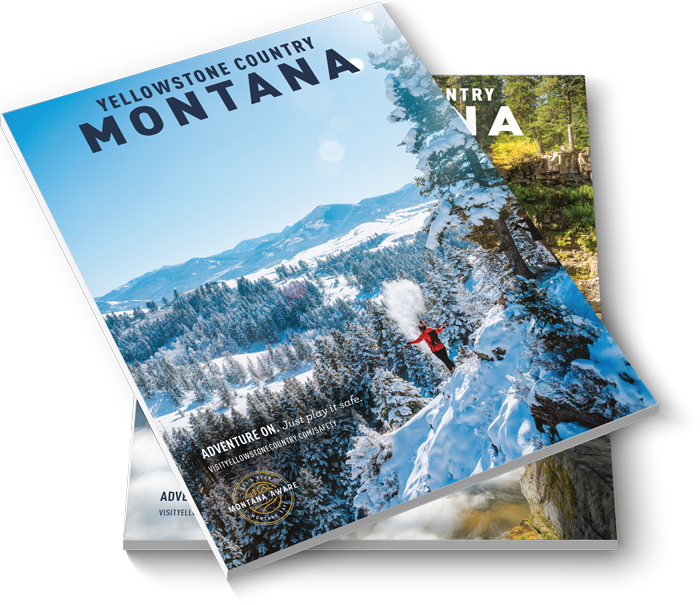 The official Yellowstone Country Montana Travel Guide.