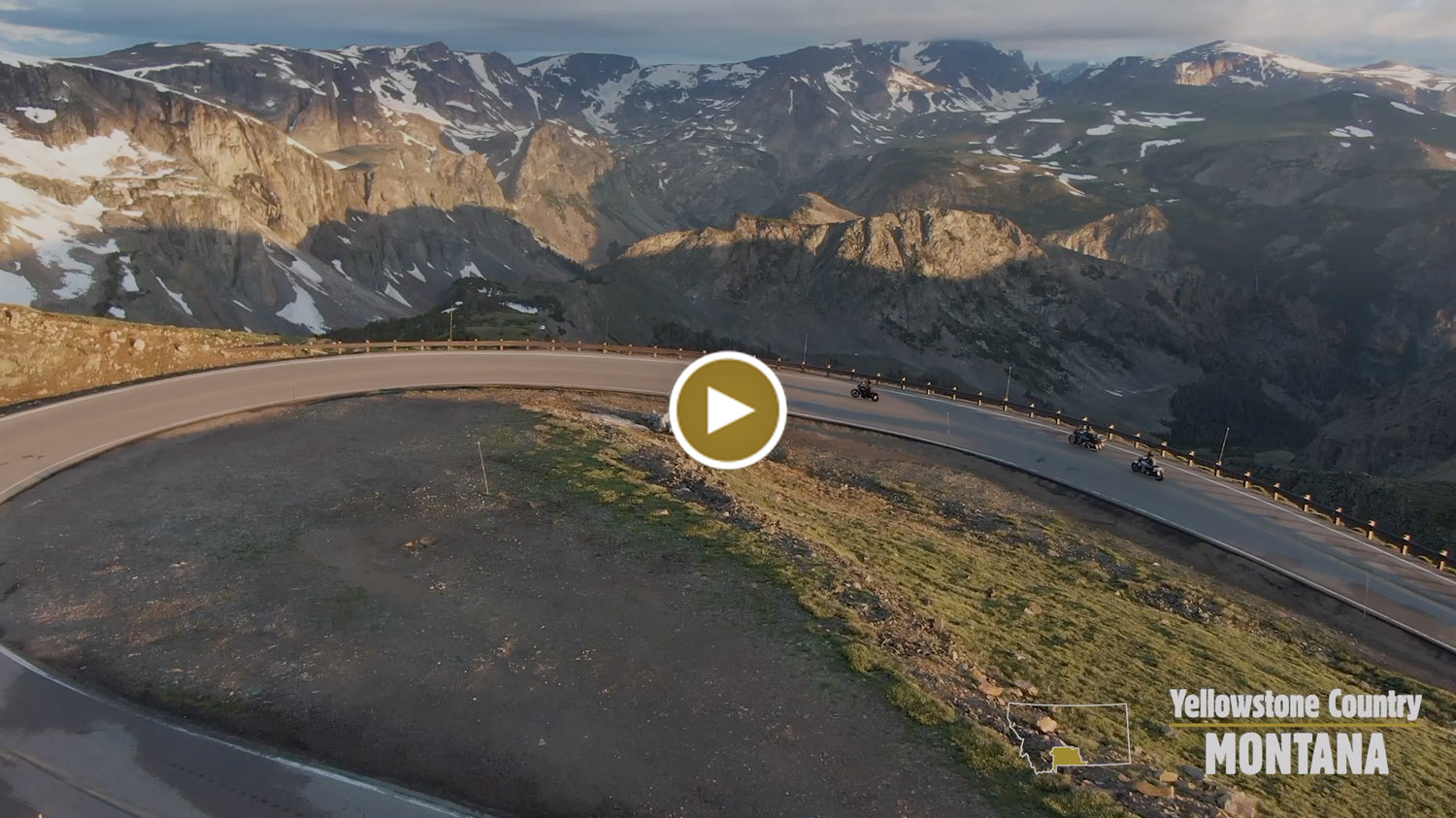 Summer in Yellowstone Country Montana and Yellowstone National Park Video